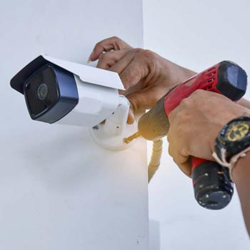 Wrexham County Borough business cctv installation costs
